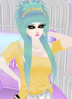 Picture taken by iMMuneC @ IMVU.