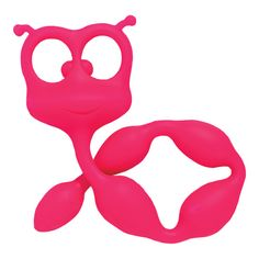 Fun Factory Analkette Flexi Felix pink