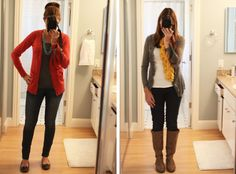 Cute teacher outfits and tips for working moms!