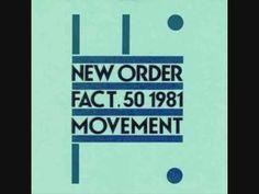 """New Order - """"Dreams Never End"""" perteneciente al disco Movement de 1981, esta es una banda que no puede faltar jamas a la cita."""