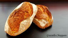 Pane+con+tecnica+di+cottura+frigo+-+forno+|+Ricetta+facile