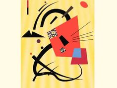 A tribute to Kandinsky
