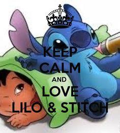 Love Lilo and Stich