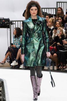 Chanel | Paris Fashion Week | Fall 2017  • Model: Michelle van Bijnen