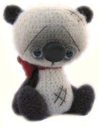 Sad Teddy Bear Amigurumi - FREE Crochet Pattern and Tutorial