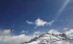 A Huge Success for HyDrone 1550 Drone in High Altitude Test on Snow Mountain