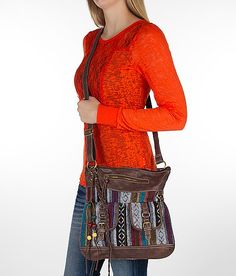 Southwestern Crossbody Purse #buckle #fashion #purse www.buckle.com
