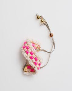 Atsuyo et Akiko Honor Bracelet in Pink
