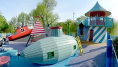 Playgrounds by Monstrum