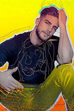 """In Colors"" Daniel Sisniega on Behance"