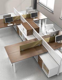 bivi modular office furniture & desk systems | open plan