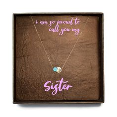 Items similar to Gift For Aunt / A lovely Gift For Aunt / Appreciation Gift / Aunt Birthday Gift / Aunt Necklace / Aunt Jewelry on Etsy Mother Of The Groom Necklaces, Mother Of The Groom Gifts, Gifts For Your Sister, Sister Gifts, Mother Gifts, Mother Mother, Sister Sister, Mothers, Sister Necklace