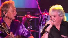 """Air Supply - """"Two Less Lonely People in the World"""" (Live at the PNE Augu. Vancouver British Columbia, The Power Of Music, Air Supply, Mom And Sister, Rock Collection, Feeling Happy, Lonely, Singer, Concert"""