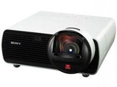 Projetor Multimídia 2500 ANSI Lumens HDMI - (1200 X 800) - Sony VPL- SW125 Linha S