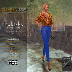 Zickenkiste – Nakisha Outfit is the new release and exclusive for the SCALA™ The Yin/Yang Event november round. The Yin/Yang Event open its door this coming November 15 and it will be November 30, …