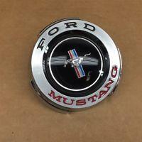 1965 NOS Ford Mustang Gas Fuel Cap Emblem Ornament  C5ZZ-9030-B