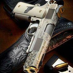 Ivory Pistol