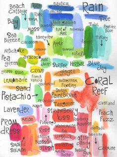 Rainbow Color Play Wendy Brightbill