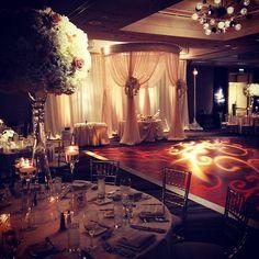 Sheer elegance at this last weekend's wedding. @kehoedesigns @colinlyonsphoto #loveislivenitup