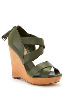 My daughter would love these...her love for wedges might be more than is healthy. :)