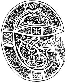 The Hound of CÚ CHULAINN | CÚ CHULAINN's hound had the task of defending the people & their territory. The hound, therefore, represents steadfastness to goals.