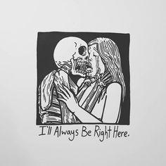 "16.2k Likes, 86 Comments - Matt Bailey (@baileyillustration) on Instagram: ""I'll Always Be Right Here."""