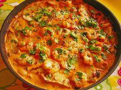 Brasilianische Fischpfanne mit Reis (Rezept mit Bild)   Chefkoch.de