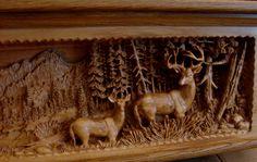Jerry Mifflin-- Alberta mantle finished