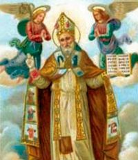 St. Ubaldus: Today is the feast of St. Ubaldus, Bishop of Gubbio. He is remembered in central Italy as a Bishop who was entirely devoted to the duties of his office. He led a life of exceptional austerity. He belonged to the Order of Canons Regular of St. Augustine. He died on May 16, 1160. #Catholic #pray