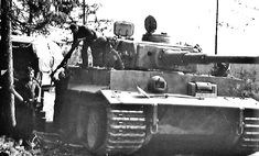 Early Tiger Ausf.E