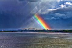 Rainbow over Edinburgh (HDR) © Wernher