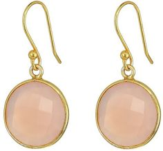Dee Berkley - Single Stone Earrings Earring