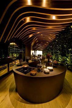 Lobi Restaurant by Alex Meitlis Architecture Design http://www ...