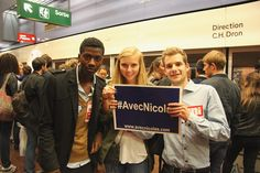 Les jeunes avec Nicolas Sarkozy !