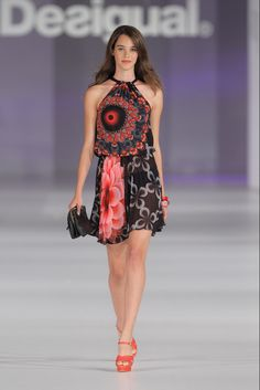 Desigual dress. I love it!!