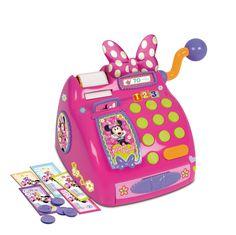 IMC Toys - Minnie caja registradora con accesorios (181045): Amazon.es: Juguetes y juegos