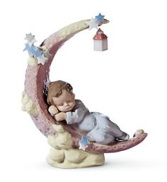 LLADRO - HEAVENLY SLUMBER Available at Houston Jewelry www.houstonjewelry.com