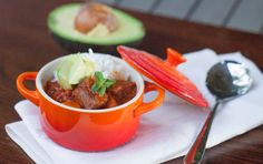 Columbian Beef Stew, also known as Sudado de Carne Res, is a Columbian comfort food. This easy dish is delicious over white rice with avocado. We love the flavor combination of clove, cinnamon and bay with the sweet punch from apricots.