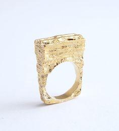 Anton Michelsen - Bark Ring