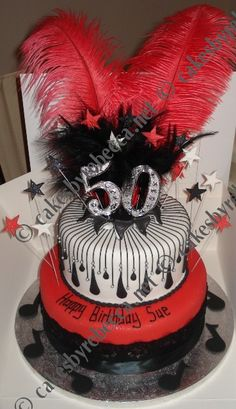 moulin rouge cake topper - Google Search