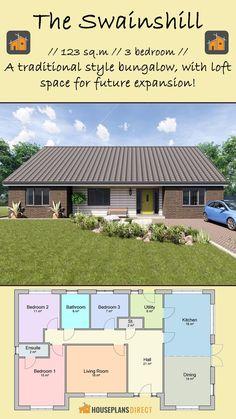 Loft Spaces, Loft Style, Country Living, The Expanse, Floor Plans, Cottage, Exterior, Traditional, Bungalow Designs