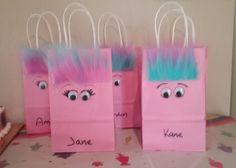 DYI Trolls Goodie Bags