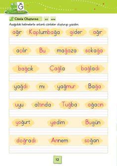 1. Sınıf Konu Anlatım SES FASİKÜLLERİ Turkish Language, Worksheets, Homeschool, Classroom, Math, Reading, Books, Livros, Math Resources