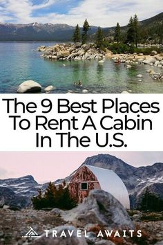 Vacations In The Us, Mountain Vacations, Romantic Vacations, Dream Vacations, Vacation Trips, Cabin Vacations, Vacation Ideas, Romantic Travel, Family Vacations
