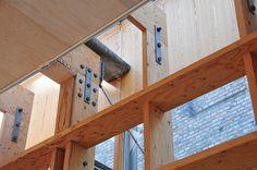 construction details - Kvarterhuset - Jemtelandsgade, Amager