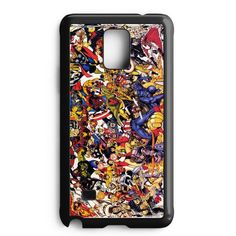 The Avengers Samsung Galaxy Note 4 Case