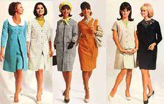 1962 fashion women - Buscar con Google