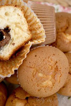Tartas sin Gluten .....365 dias sin gluten: Muffins ... con Nutella