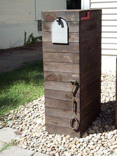 custom mailbox -- dent this, hoodlums!!!