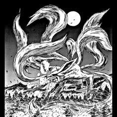 Art Naruto, Kurama Naruto, Naruto Drawings, Naruto Cute, Anime Naruto, Kakashi, Naruto Shippuden, One Piece Robin, One Piece Fan Art